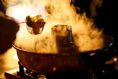 Party Catering - Feuertopf - Fondue Chinoise